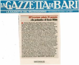 GazzettaDelMezzoGiorno 23012012