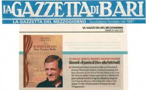 Gazzetta del Mezzogiorno 240315