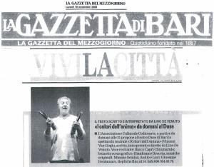 GazzettadelMezzogiorno 10112008