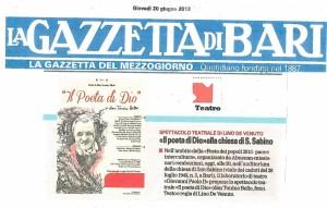 LaGazzettadelMezzogiorno 20062013