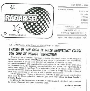 Radarsei Gennaio1994